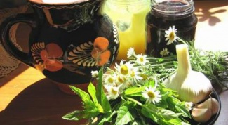 How to get better with the help of folk remedies