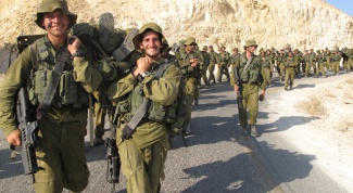 How to get into the Israeli army