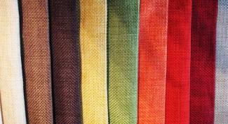 Как перекрасить ткань