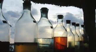 Как приготовить винный спирт