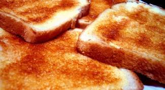 Как готовить тосты