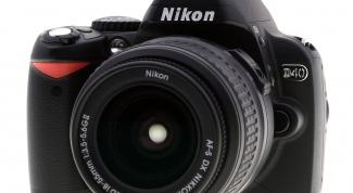 Как посмотреть пробег Nikon