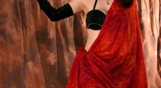Как сшить шаровары для восточного танца