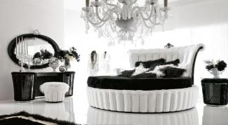 Как сделать круглую кровать