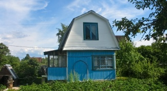 Как построить домик на даче