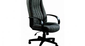 Как собрать офисное кресло