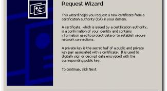Как экспортировать сертификат
