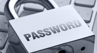 Как сохранять пароли