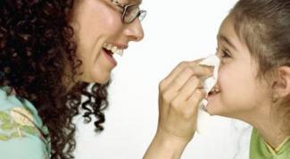 Как увлажнить нос