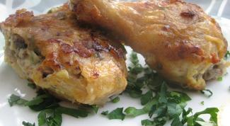 Как вынуть кости из курицы