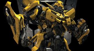 How to make a transformer costume