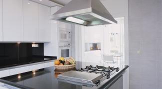 Как сделать кухонную вытяжку