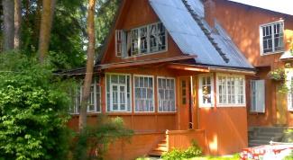 Как продать дом в области