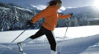 Как выбрать классические лыжи