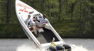 Как подобрать лодочный мотор