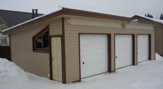 Как защитить гараж от сырости