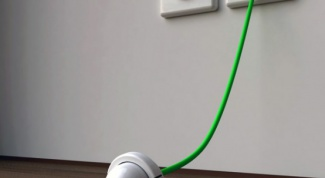 How to connect the socket from the switch