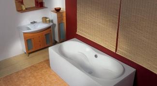 Как закрепить акриловую ванну в 2017 году