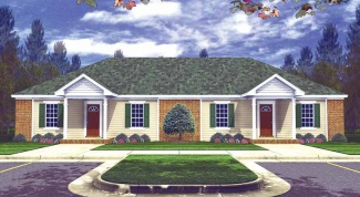 Как разделить частный дом