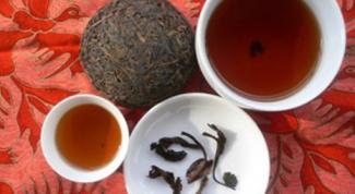 How to compress tea