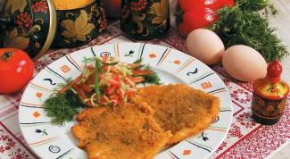 Как приготовить отбивную из курицы