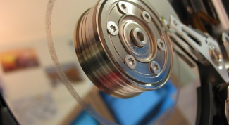 Как осуществить переход с одного диска на другой