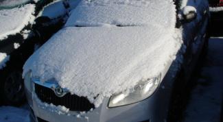 Как открыть дверь автомобиля в мороз