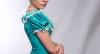 How to sew a dress for ballroom dancing