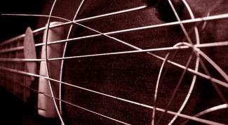 Как поставить нейлоновую струну