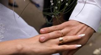 Как снять обручальное кольцо