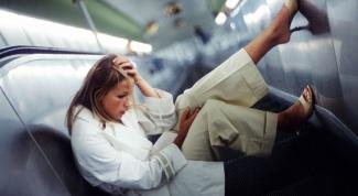 Как избавиться от клаустрофобии