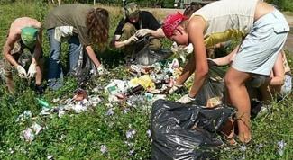 Как сохранить экологию