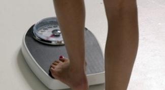 Как скинуть вес после родов