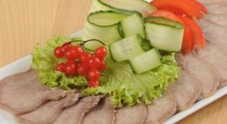 Как приготовить вкусно говяжий язык