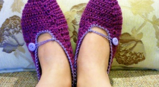 Как вязать носки-тапочки