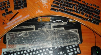 How to remove buttons from keyboard