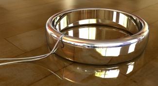 Как найти золотое кольцо