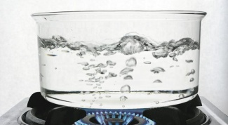 How to quickly heat water