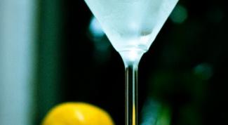 Как пить мартини с соком