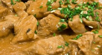 Как приготовить куриное филе с соусом