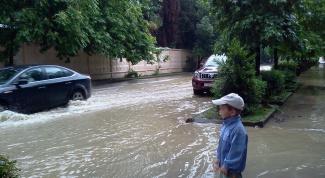 How to measure precipitation