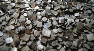 Как очистить техническое серебро