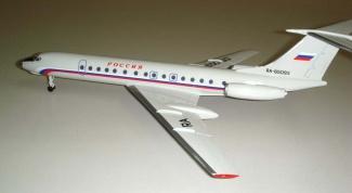 Как построить модель самолета