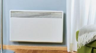 Как выбрать электрический конвектор