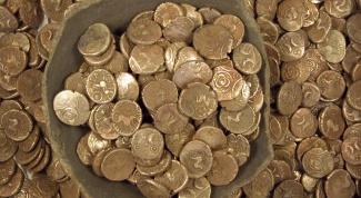 Как очистить старинную медную монету