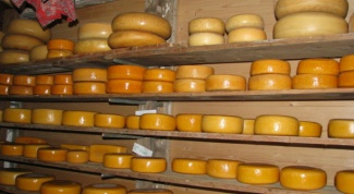 How to dry cheese