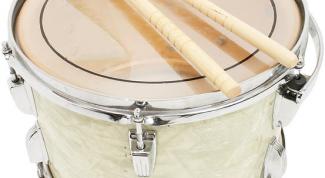 How to make drum sticks