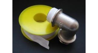 Как наматывать фум ленту
