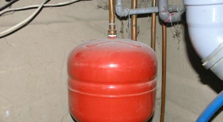 How to calculate expansion tank