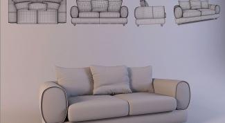 Как сделать чертеж мебели